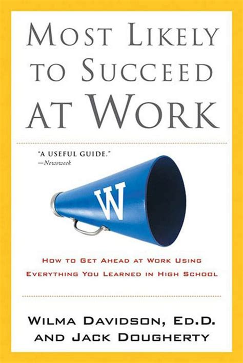 most likely to succeed books most likely to succeed at work wilma davidson macmillan