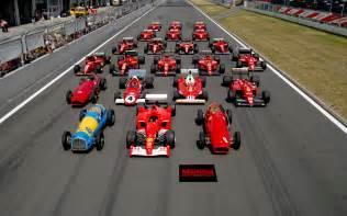 F1 History The F1 History Wallpaper F1
