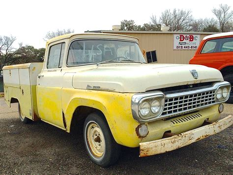 1958 ford truck 1958 ford truck for sale images