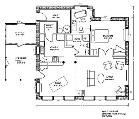 eco house plans eco nest plan
