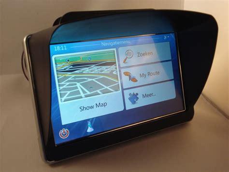 Zonnescherm voor 7 Inch Navigatie   Navigatie systemen en accesoires   Gadgets4U