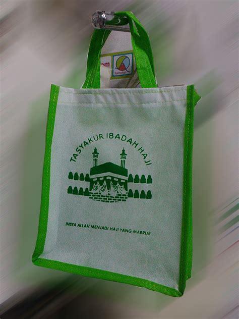 Tas Haji Plastik Tas Souvenir Oleh Oleh Haji Umroh jual tas souvenir oleh oleh haji kamehashop