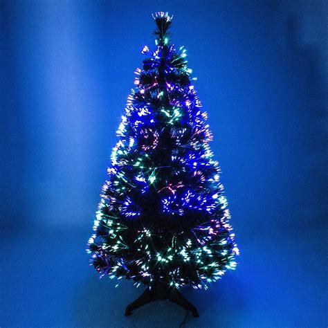 how do i fix my prelit xmas tree artificial tree various range standard pre lit fibre optic ebay