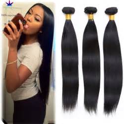 pictures of using simpsons hair extensions on hair aliexpress com buy malaysian virgin hair straight human