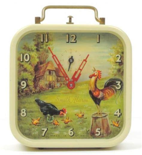 best 25 rooster alarm clock ideas on collage artwork vintage alarm clocks and