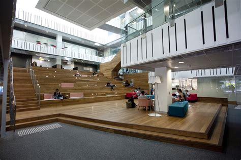 queensland university of technology q block redevelopment news wilson architects