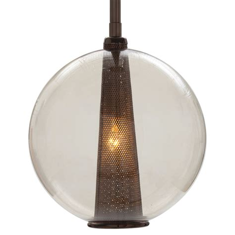 Large Clear Glass Pendant Light Reeves Large Polished Nickel Clear Glass Pendant Light
