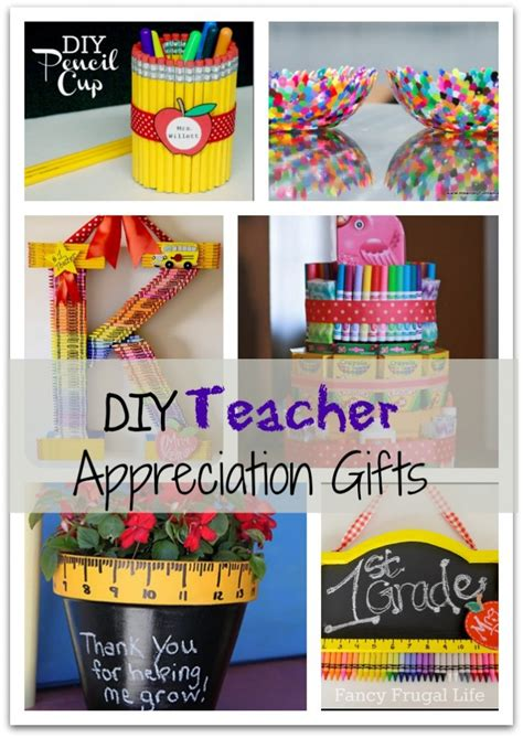 diy gifts appreciation day coming up
