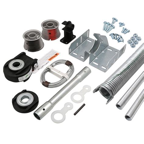 Clopay Garage Door Rear Track Hanger Kit 4125478 The Clopay Garage Door Parts List