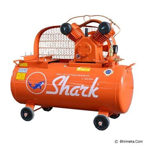 Kompresor Angin 2 Hp jual shark kompressor 1 2 hp unloading lvu 5112 murah