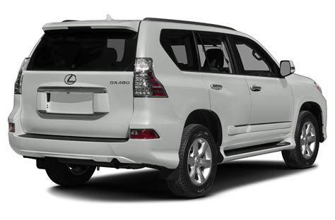 2017 lexus truck 2017 lexus gx 460 price photos reviews safety