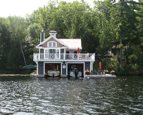 49 Best Images About Boathouses On Pinterest Ontario Lakes And Decks