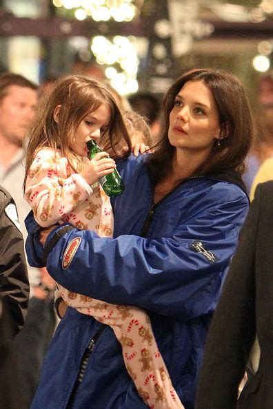 With Suri On The Set Of Mad Money by Suri Cruise Pictures And Suri Cruise On Set