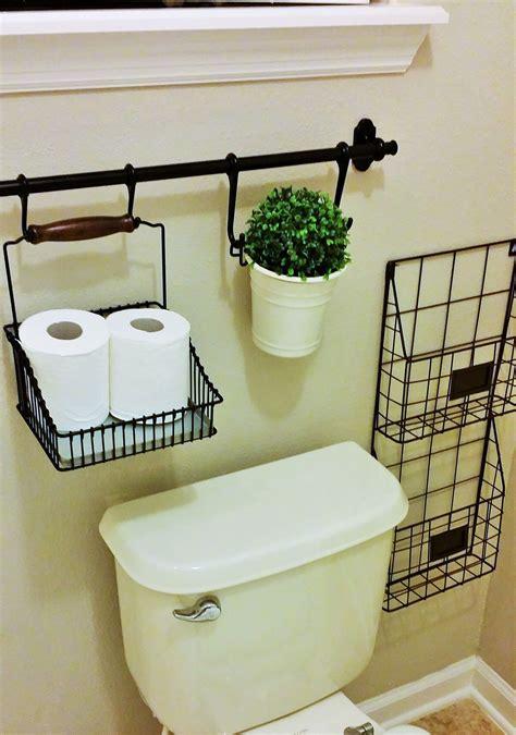 45 best hanging bathroom storage ideas for 2018