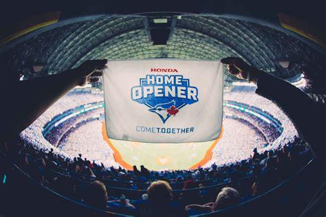 toronto blue jays home opener 2015 richteamedia