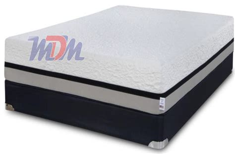 Best Firm Mattress Freedom 13 High Density Memory Foam Mattress