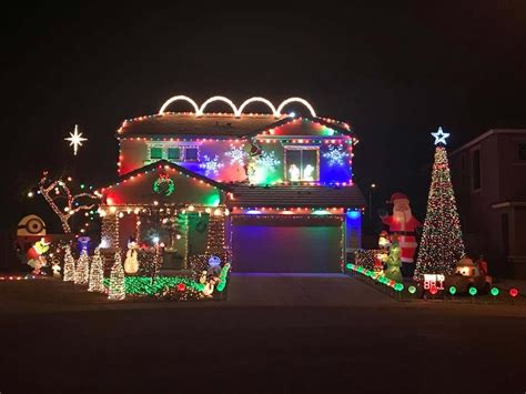 good christmas lights in the east valley 2018 best light displays in the east valley