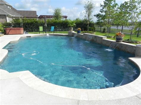 Backyard Pools Cypress Geometric Pools Cypress Geometric Swimming Pools