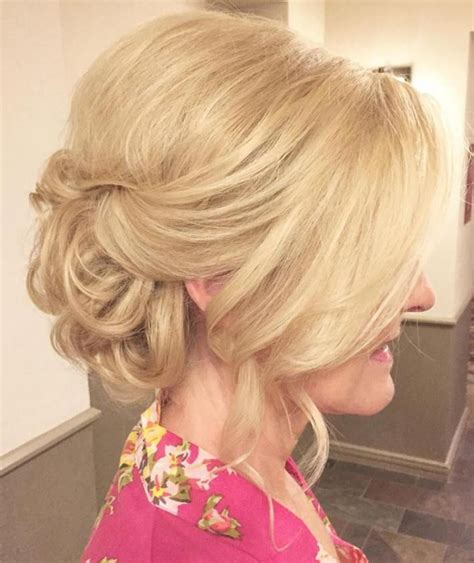 hairstyles for mother of the bride oval shaped face 40 ravishing mother of the bride hairstyles updo hair