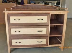 Building A Changing Table Build Wood Archway Macassar Guitar Wood Changing Table Woodworking Plans Free