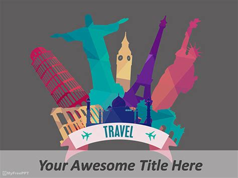 free travel powerpoint templates themes amp ppt