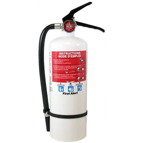 Kitchen Extinguisher Canada by Alert Home2a Heavy Duty Rechargeable