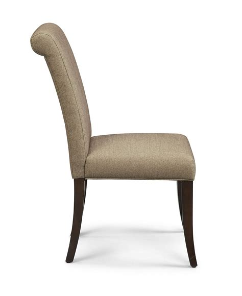 Bradford Dining Room Chairs - bradford dining chair scroll back side chair 20 25 quot w x 25