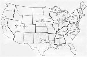 us map regions blank outline maps of united states regions