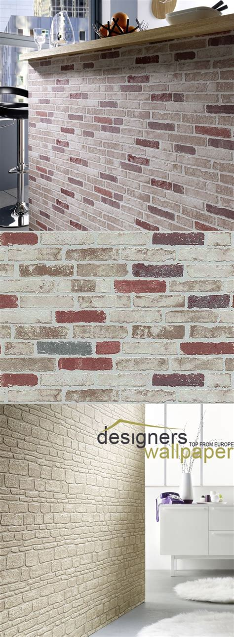pinterest wallpaper accent wall pin by designers wallpaper on brick wallpaper accent walls