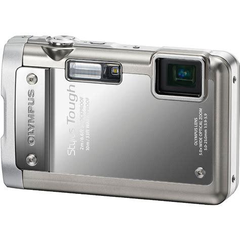 Kamera Olympus Mju Tough 8010 olympus stylus tough 8010 digital silver 227660 b h