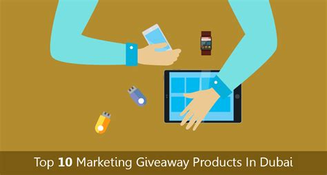 Best Marketing Giveaway Items -