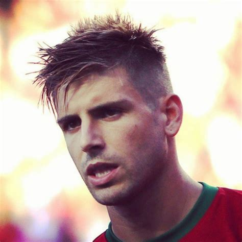 soccer hairstyles for 30 awesome soccer player haircuts specially for fans