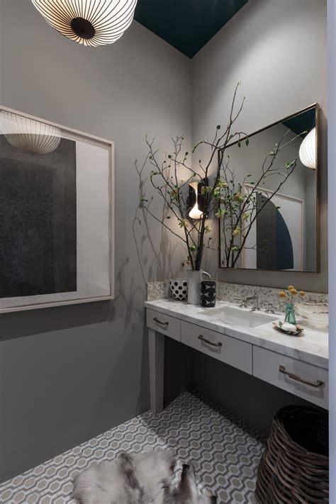 luxury powder rooms photos hgtv