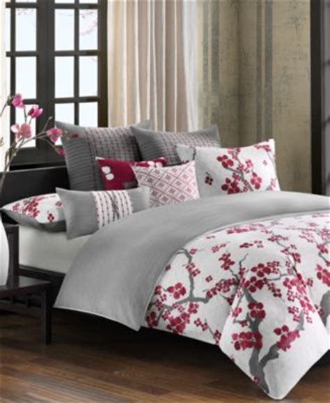 cherry blossom comforter n natori cherry blossom comforter sets and duvet covers