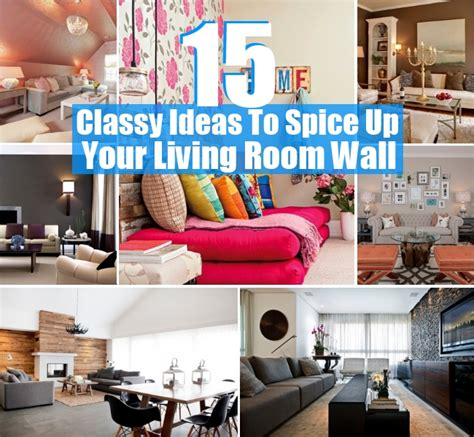how to spice up your room 15 ideas to spice up your living room wall diy home things