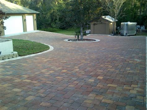 diy brick paver patio home design ideas