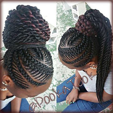 big  small braid mix   love  style