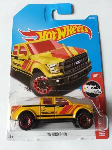 Sale Hotwheels Wheels 15 Ford F 150 wheels diecast 15 ford f 150 end 11 9 2018 8 15 am