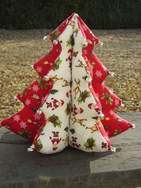 patterns for fabric christmas tree decorations ex large jingly fabric christmas tree the supermums