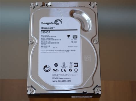 Harddisk Pc Seagate Barracuda 2tb 35inch seagate barracuda 2tb st2000dm001 review phoronix
