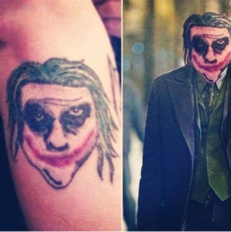 joker tattoo fail 148 best bad tattoos images on pinterest worst tattoos