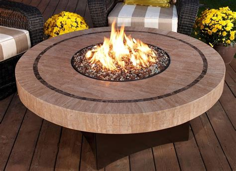 modern propane pit table modern propane pit table functional and attractive