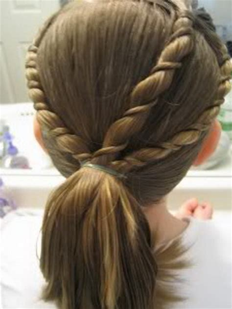 pictures of unique hair braids unique braided hairstyles