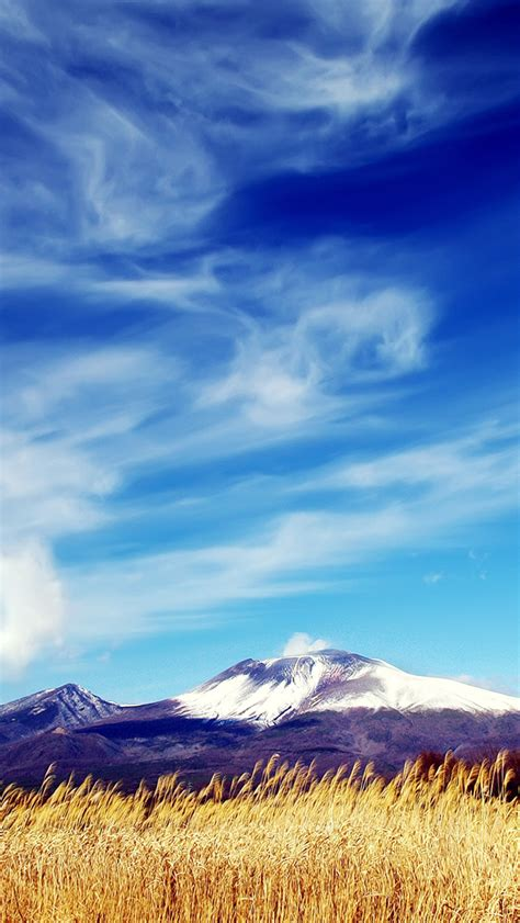 Landscape Pictures On Iphone Warm And Landscape The Iphone Wallpapers