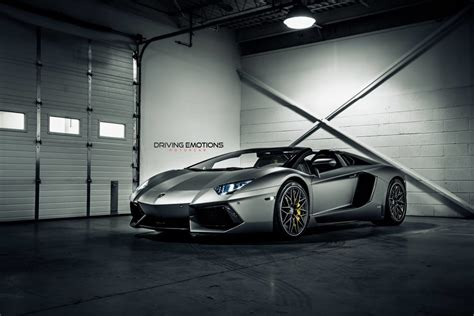 New Lamborghini Aventador Just Got A New Lamborghini Aventador Roadster