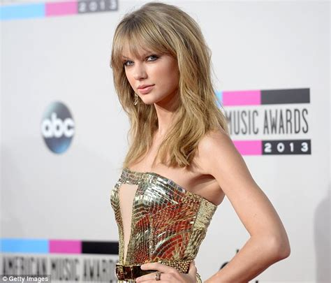 taylor swift date to ama taylor swift oozes sex appeal in strapless gold mini dress