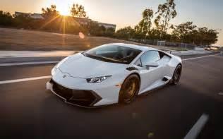 Lamborghini Huracan Wallpapers 2016 Vorsteiner Lamborghini Huracan Novara White Wallpaper