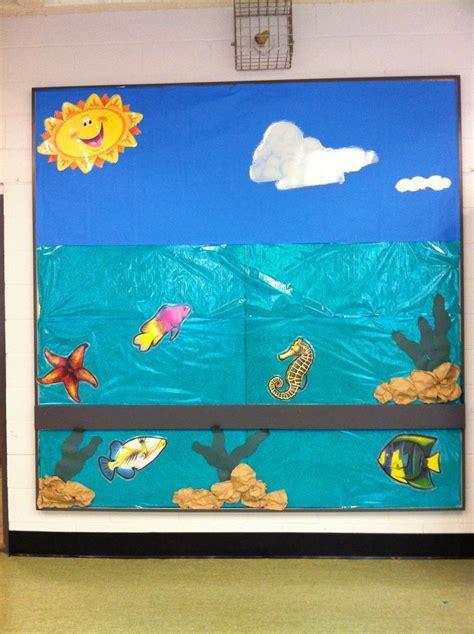 bulletin board for summer time bulletin board wall