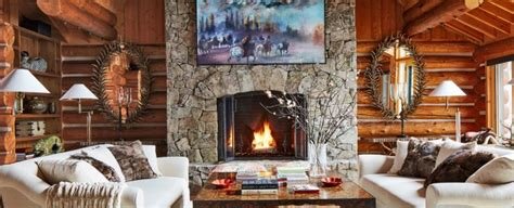 rustic home decor archives canadian log homes