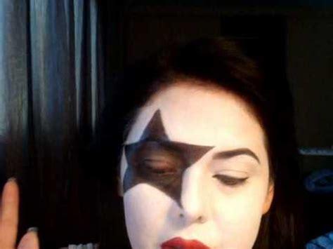 kiss makeup tutorial starchild kiss series paul stanley starchild make up tutorial part